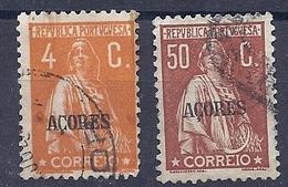 170027173  AZORES.  YVERT   Nº  312/7 - Azores