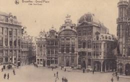 Brussel, Bruxelles, Grand Place  (pk34645) - Places, Squares