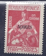 170027179  AZORES.  YVERT   Nº  197  */MH  (NO GUM) - Azores