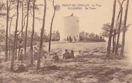 Mont De L'enclus, La Tour, Kluisberg, De Toren (pk34650) - Mont-de-l'Enclus