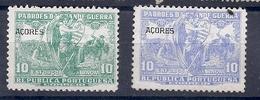 170027184  AZORES.  YVERT    Nº  247/50  MH/*  ( MO GUM) - Azores
