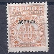 170027190  AZORES.  YVERT    TAXE  Nº  41  */MH - Azores