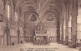 Brugge, Bruges, De Gotische Zaal In Het Stadhuis (pk34670) - Brugge