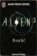 J'ai Lu 3294 - FOSTER, Alan - Alien 3 (1992, BE+) - J'ai Lu