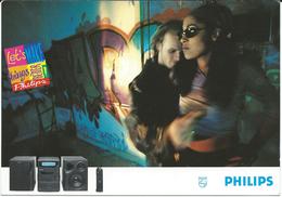 PHILIPS - Let's Make Things Better ! - Werbepostkarten