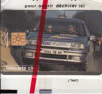 FRANCE - Renault Sport Rallye, Tirage 15000, 08/94, Mint