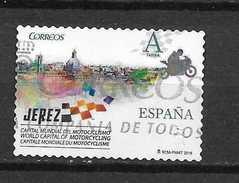 LOTE 1247  ///   ESPAÑA  2016   -  JEREZ CAPITAL MUNDIAL DEL MOTOCICLISMO - 1931-Hoy: 2ª República - ... Juan Carlos I