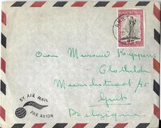 _6ik-898: N° 299: AKETEI > Gent - 1947-60: Covers