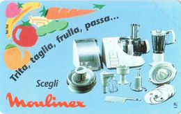 NUOVA-215-TELECOM ITALIA- PRIVATE - MOULINEX - Italia