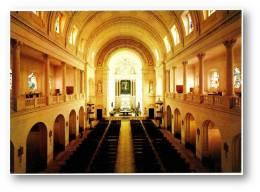 FÁTIMA - Interior Da Basílica - Ed. CC N.º 390 - Ourém Portugal - Santarem