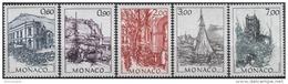 MONACO 1992 - SERIE N° 1834 A 1838 - 5 TP NEUFS** - Monaco