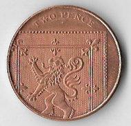 United Kingdom 2009 2p [C354/1D] - 1971-… : Decimal Coins