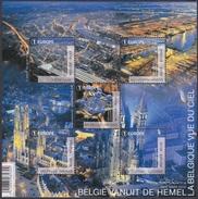 Jaar 2016 - België Vanuit De Hemel / Belgique Vue Du Ciel - Blocs 1962-....