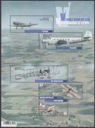 Jaar 2016 - Bl 235 - Oude Belgische Vliegtuigen / Anciens Avions Belge - Blocs 1962-....