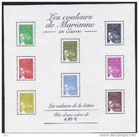 Bloc N° 67 Bloc Les Couleurs De Marianne Année 2004 - Valeur Faciale 7,38 Euros - Blocs & Feuillets