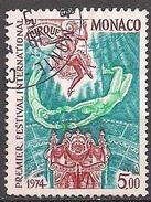 Monaco  (1974)  Mi.Nr.  1136  Gest. / Used  (9ff04) - Gebraucht