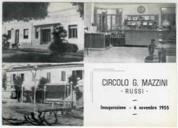 Russi (Ra), Circolo G.Mazzini - Sezio... - Italië