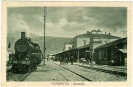 Rovereto (Tn), Stazione Ferroviaria, ... - Italië