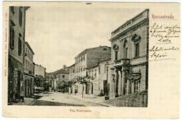 Roccastrada (Gr), Via Nazionale, Vg 1... - Italië