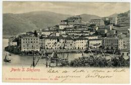Porto S.Stefano (Gr), Veduta Panorami... - Italië