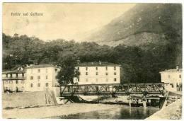 Ponte Sul Caffaro (Bagolino -Bs), Sco... - Italië