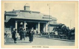 Ostia Mare (Rm), Stazione, Esterni Mo... - Italië