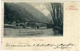 Morbegno (So), Ponte Di Gauda, Vg 190... - Italië