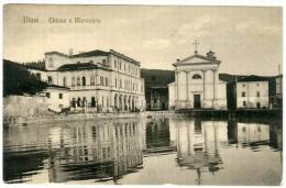 Illasi (Vr), Scorcio Con Chiesa E Mun... - Italië