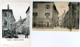Gubbio (Pg), Corso Garibaldi, Scorci ... - Italië