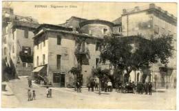 Fiuggi (Fr), Ingresso In Città, Grand... - Italië