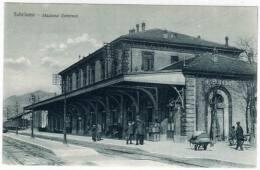 Fabriano (An), Stazione Ferroviaria, ... - Italië