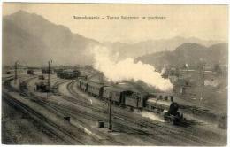 Domodossola (Vb), Treno Svizzero In P... - Italië