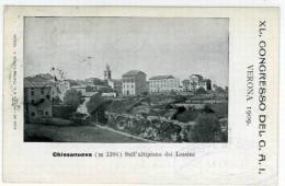 Chiesanuova (Altipiano Dei Lessini -V... - Italië