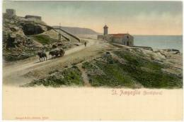 Bordighera (Im), Chiesa Di St.Ampegli... - Italië
