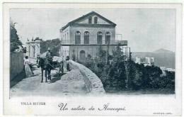 Anacapri (Na), Villa Bitter, Bella An... - Italië