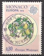 Monaco  (1976)  Mi.Nr.  1230  Gest. / Used  (10ff05) EUROPA - Gebraucht