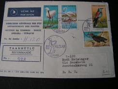 Türkei 1876 Cv,. Birds Vögel Osieaux - 1921-... Republik