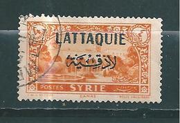 Colonie  Timbre De Lattaquié De 1931/33  N° 11  Oblitéré - Oblitérés