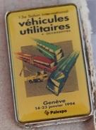 13èME SALON INTERNATIONAL VEHICULES UTILITAIRES + ACCESSOIRES GENEVE 14 / 23 JANVIER 1994 - PALEXPO - SUISSE-  (16) - Trasporti