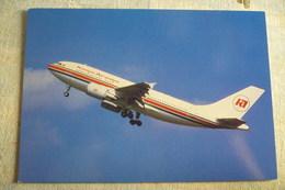 AIRLINE ISSUE / CARTE COMPAGNIE     KENYA AIRWAYS   AIRBUS A 310 - 1946-....: Moderne