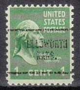 USA Precancel Vorausentwertung Preos Locals Kansas, Ellsworh 704
