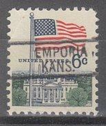 USA Precancel Vorausentwertung Preos Locals Kansas, Emporia 812