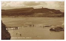 RB 1149 - Judges Real Photo Postcard - Bathing Pool Beach Bude - Cornwall - England