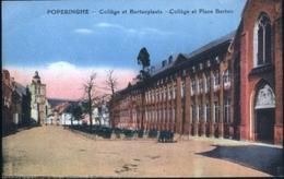 Poperinghe : College En Bertenplaats - Poperinge