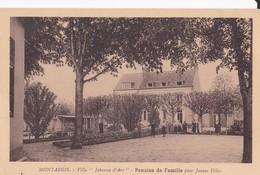 """Montargis - Villa """"Jeanne D'Arc""""- Pension De Famille Pour Jeunes Filles - Montargis"""