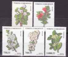 AC - TURKEY STAMP - FRUIT FLOWERS MNH 25 JULY 2003 - 1934-39 Sandjak Alexandrette & Hatay
