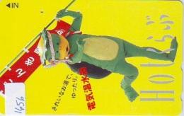 Télécarte Japon * TORTUE  (1656)  PHONECARD JAPAN *  * TURTLE *  TELEFONKARTE * SCHILDKRÖTE - Turtles
