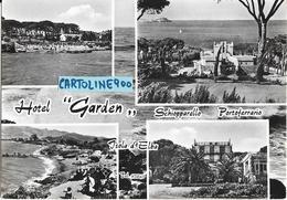 Toscana-livorno-portoferraio Schiopparello Isola D'elba Hotel Garden Vedute Spiaggia E Hotel Anni 50-60 - Italia