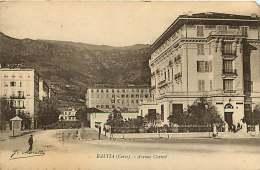 20 - 280317 - HAUTE CORSE - BASTIA AVENUE CARNOT - MORETTI - Bastia