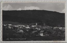 Mont La Ville - Vue Generale - Photo: Perrochet No. 6395 - VD Vaud